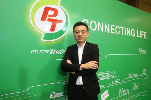 PTG กางแผนปี'63 ลงทุน 5,000 ล้านบาท เสริมแกร่งธุรกิจ เตรียมขึ้นแท่นผู้นำอันดับ 2 ธุรกิจพลังงานของคนไทย