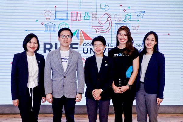 เปิดตัว RISE Corporate Innovation University มุ่งปั้นนวัตกรตัวจริงป้อนองค์กรในไทยและอาเซียน