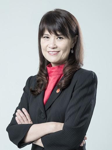 อีวา เฉิน ผู้ร่วมก่อตั้งและประธานเจ้าหน้าที่บริหาร เทรนด์ไมโคร
