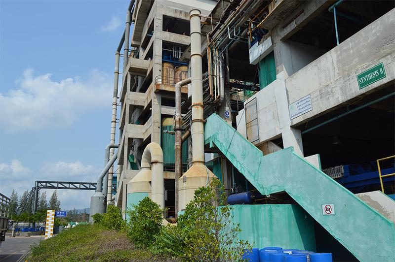 สกสว. ติดตามการลดการใช้น้ำ - บริหารจัดการน้ำเสียในโรงงานจ.ชลบุรี 2 แห่ง แก้ปัญหาขาดแคลนน้ำในพื้นที่ EEC