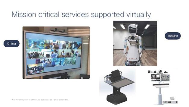 พัฒนาระบบหุ่นยนต์ช่วยบุคลากรทางการแพทย์