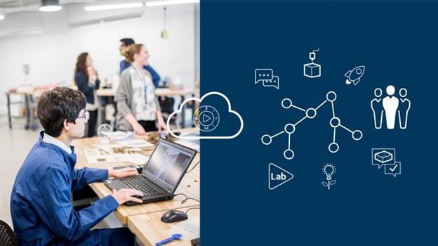 ชุมชน 3DEXPERIENCE Lab ทั่วโลก หนุนสตาร์ทอัพพัฒนานวัตกรรมรับมือ COVID‐19