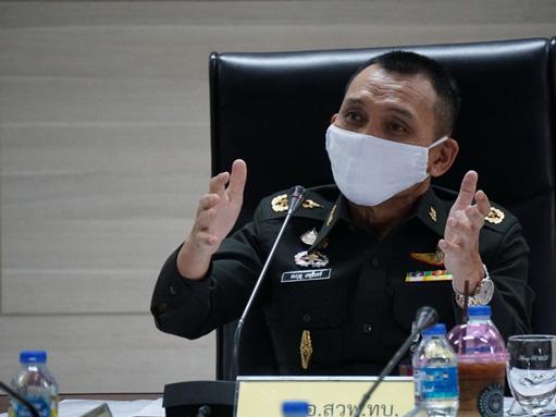 งานวิจัยหน้ากากป้องกันสารพิษทางทหาร