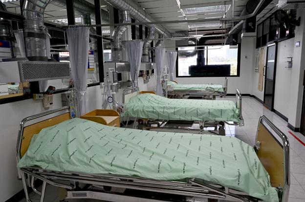 มจธ. - ซัยโจ เด็นกิ. - รพ.พระมงกุฎเกล้า - ม.มหิดล ร่วมกันพัฒนาต้นแบบห้อง True Negative Pressure สำหรับผู้ป่วย COVID-19 ในรพ.พระมงกุฎเกล้า