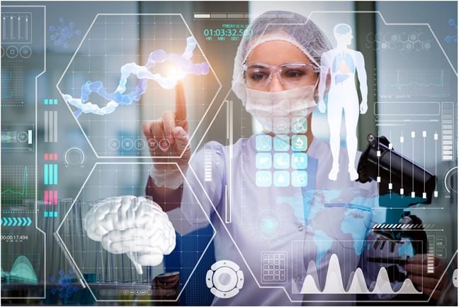 บทบาทของปัญญาประดิษฐ์  (AI ) ด้านการแพทย์ในวิกฤต COVID-19