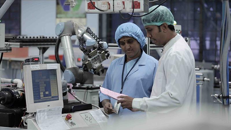 โคบอทส์ หุ่นยนต์ผู้ช่วยแพทย์ รับมือ COVID-19