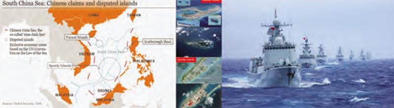 กองทัพเรือจีนถูกจำกัดอาณาเขตในทะเลจีนใต้ แต่จะมีทางออกมหาสมุทรอินเดียจากคลองไทย