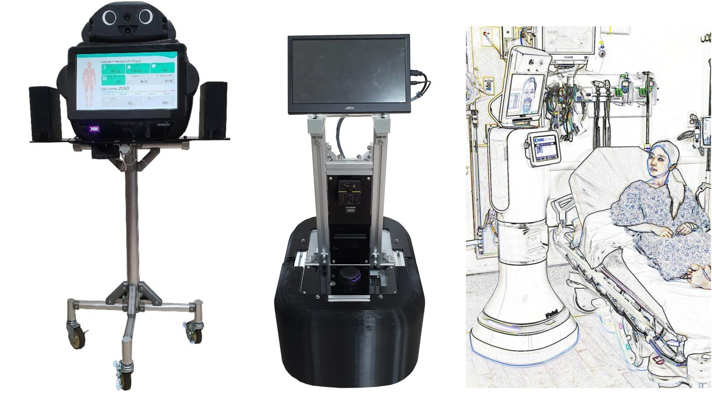 หุ่นยนต์ทางการแพทย์ –หุ่นยนต์ช่วยดูแลผู้ป่วย
