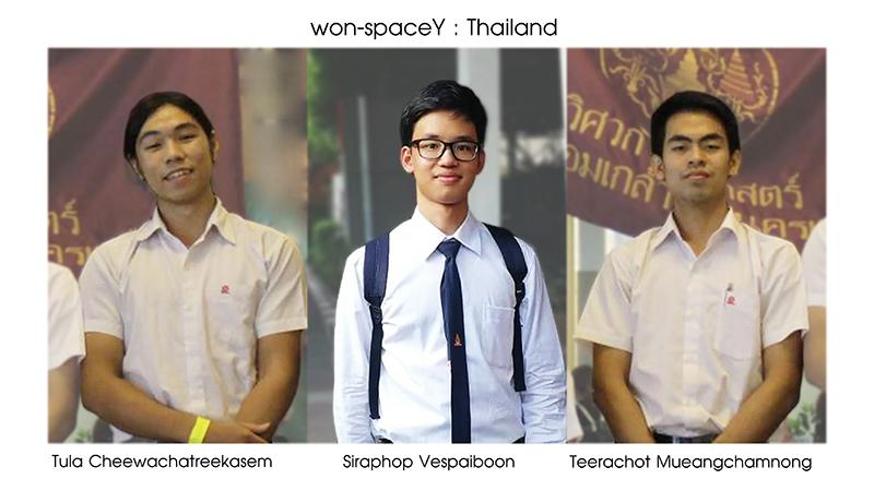 ทีมวอน สเปซวาย (won-SpaceY)