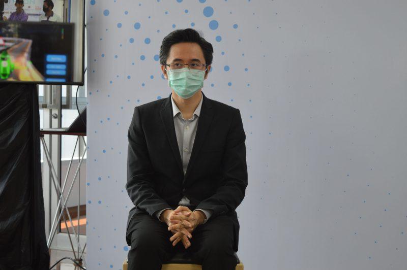 รศ.ดร.ยศชนัน วงศ์สวัสดิ์ รองคณบดีฝ่ายวิจัยและวิเทศสัมพันธ์ คณะวิศวกรรมศาสตร์ มหาวิทยาลัยมหิดล และที่ปรึกษาทีมไทย