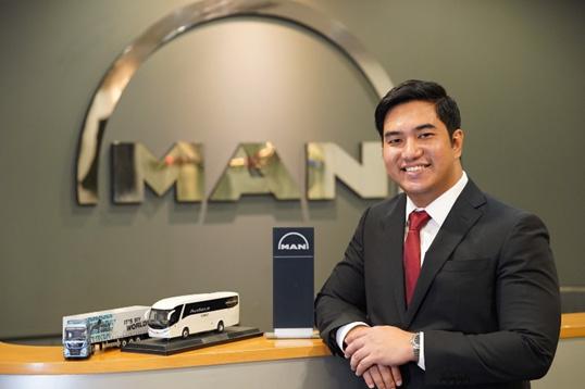 เอ็ม เอ เอ็น ทรัค แอนด์ บัส แต่งตั้งผู้อำนวยการประจำประเทศไทยคนใหม่