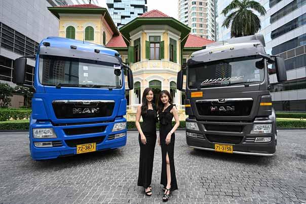 """""""เอ็ม เอ เอ็น"""" จัดตั้ง National Sale Center ในไทย เปิดตัวรถบรรทุก TGS 3 รุ่น เดินหน้ารุกตลาดรถบรรทุกยุโรปเต็มสูบ ตั้งเป้าปี'64ทำยอดขาย 120 คัน"""