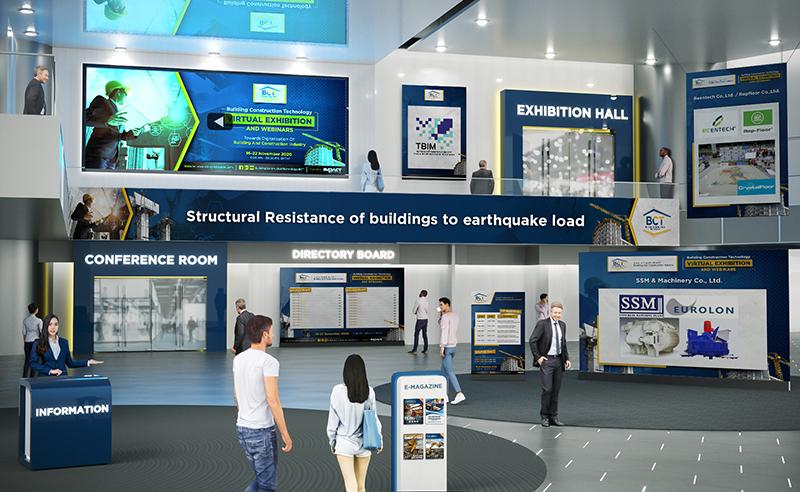 BCT Virtual Exhibition and Webinars