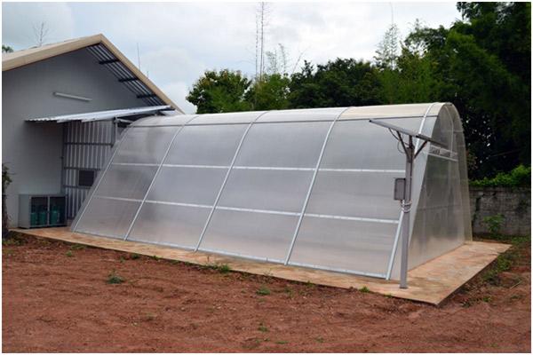 ระบบอบแห้งพลังงานแสงอาทิตย์