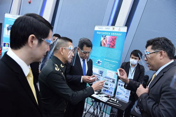 โครงการความร่วมมือด้านการวิจัยและพัฒนานวัตกรรมเทคโนโลยีเพื่อความมั่นคงของประเทศ