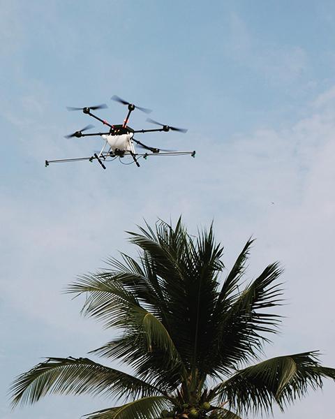 ระบบโดรน (Drone)