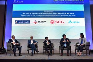 งานสัมมนา Delta Future Industry Summit 2020