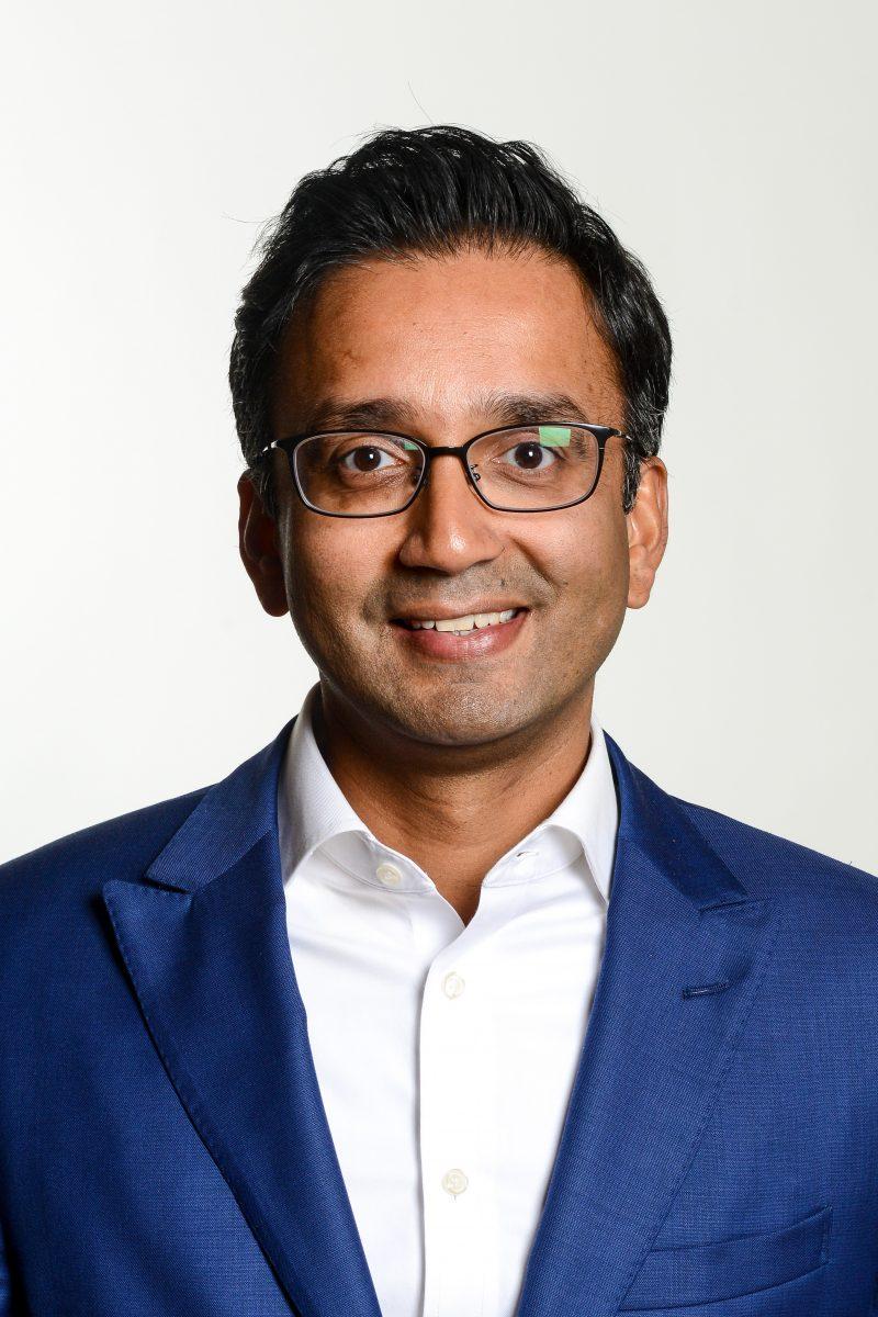 Naveen Menon, Cisco