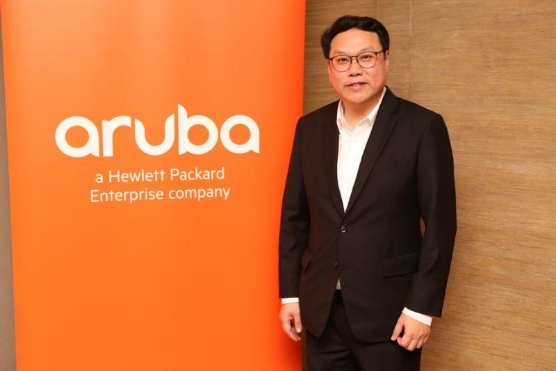 ประคุณ เลาหกิตติกุล ผู้อำนวยการประจำประเทศไทย Aruba บริษัทในเครือ Hewlett Packard Enterprise