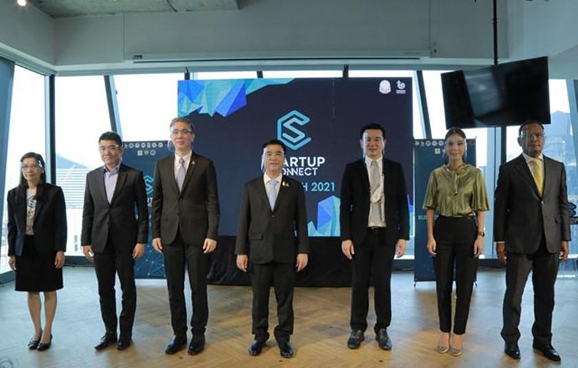 """กสอ. สานต่อโครงการ """"ดีพเทคสตาร์ทอัพ"""" รุ่นที่ 2 เผยมีโมเดลธุรกิจ 25 ทีม คาดมีเงินทุนสนับสนุนกว่า 500 ล้านบาท ตลาดอุตสาหกรรมไทย นวัตกรรมอุตสาหกรรมไทย พัฒนาอุตสาหกรรมไทยให้ก้าวหน้า 040721 0223 2"""