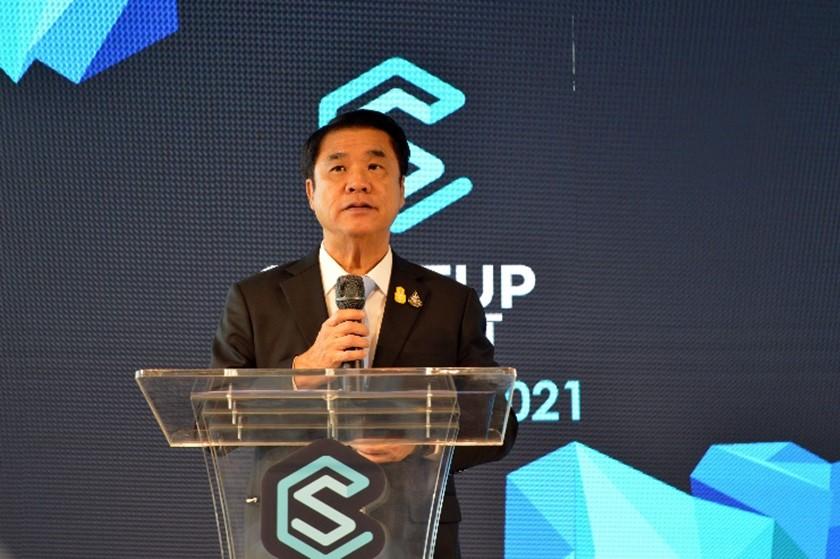 """กสอ. สานต่อโครงการ """"ดีพเทคสตาร์ทอัพ"""" รุ่นที่ 2 เผยมีโมเดลธุรกิจ 25 ทีม คาดมีเงินทุนสนับสนุนกว่า 500 ล้านบาท ตลาดอุตสาหกรรมไทย นวัตกรรมอุตสาหกรรมไทย พัฒนาอุตสาหกรรมไทยให้ก้าวหน้า 040721 0223 3"""