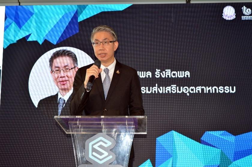 """กสอ. สานต่อโครงการ """"ดีพเทคสตาร์ทอัพ"""" รุ่นที่ 2 เผยมีโมเดลธุรกิจ 25 ทีม คาดมีเงินทุนสนับสนุนกว่า 500 ล้านบาท ตลาดอุตสาหกรรมไทย นวัตกรรมอุตสาหกรรมไทย พัฒนาอุตสาหกรรมไทยให้ก้าวหน้า 040721 0223 4"""
