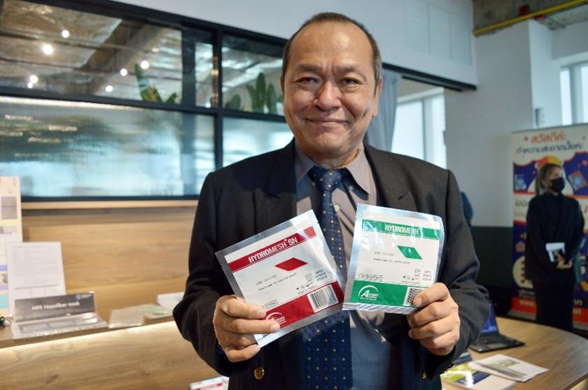"""กสอ. สานต่อโครงการ """"ดีพเทคสตาร์ทอัพ"""" รุ่นที่ 2 เผยมีโมเดลธุรกิจ 25 ทีม คาดมีเงินทุนสนับสนุนกว่า 500 ล้านบาท ตลาดอุตสาหกรรมไทย นวัตกรรมอุตสาหกรรมไทย พัฒนาอุตสาหกรรมไทยให้ก้าวหน้า 040721 0223 5"""