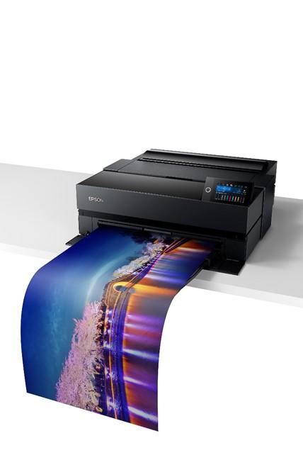 เครื่องพิมพ์หน้ากว้างเชิงพาณิชย์และอุตสาหกรรม รุ่น SureColor SC-P903