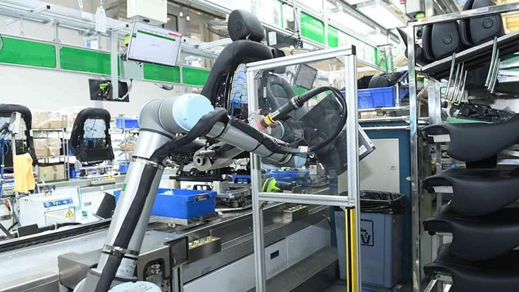 โคบอท หุ่นยนต์ ระบบอัตโนมัติ