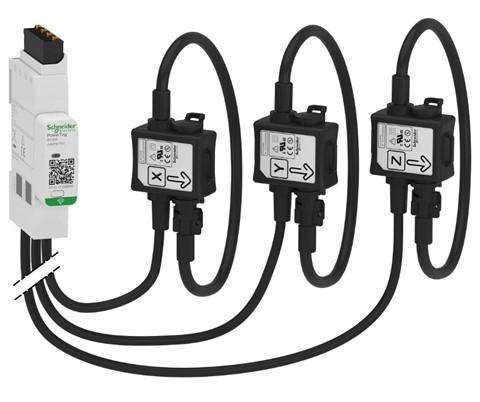 ชไนเดอร์ อิเล็คทริค ขยายศักยภาพ PowerTag Energy Sensor รองรับกระแสไฟฟ้าสูงถึง 2000A