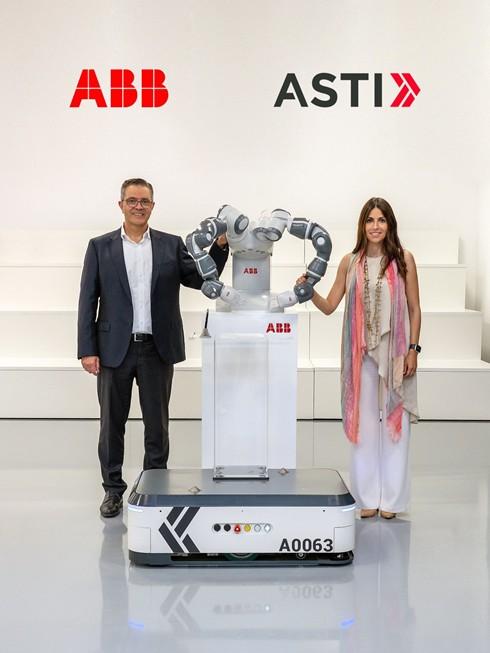 ABB ซื้อกิจการ ASTI Mobile Robotics Group รับความต้องการของผู้ใช้งาน หุ่นยนต์เคลื่อนที่อัตโนมัติ ตลาดอุตสาหกรรมไทย นวัตกรรมอุตสาหกรรมไทย พัฒนาอุตสาหกรรมไทยให้ก้าวหน้า engineeringtoday 88