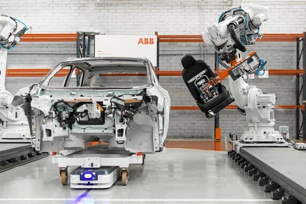ABB ซื้อกิจการ ASTI Mobile Robotics Group รับความต้องการของผู้ใช้งาน หุ่นยนต์เคลื่อนที่อัตโนมัติ