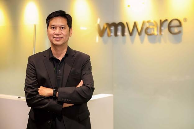 โดยเอกภาวิน สุขอนันต์ ผู้จัดการประจำประเทศไทย บริษัท วีเอ็มแวร์ จำกัด