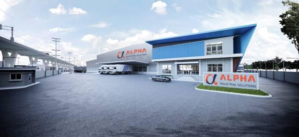 ออริจิ้น - JWD เปิดตัว ALPHA เดินหน้าพัฒนาอสังหาฯเพื่ออุตสาหกรรมครบวงจร ตั้งเป้าขึ้นแท่น Top 3 ภายใน 5 ปี
