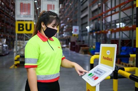 ดีเอชแอล ซัพพลายเชน ประเทศไทย ได้รับการยกย่องให้เป็น สถานที่ปฏิบัติงานยอดเยี่ยม จาก Great Place To Work®