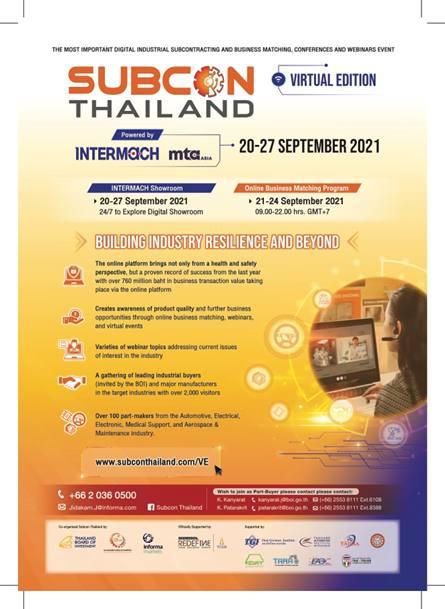 เปิดศักยภาพอุตสาหกรรมชิ้นส่วนไทยสู่ตลาดโลก