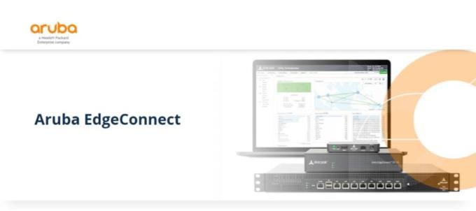 โซลูชัน SASE และ SD-WAN จาก Aruba Networksปกป้ององค์กรให้ปลอดภัย
